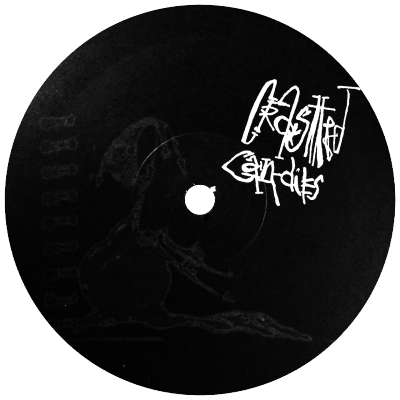 ka017 | 12″ <br>SAMMY DEE & HEIKO LAUX  <br>Crashed Candies