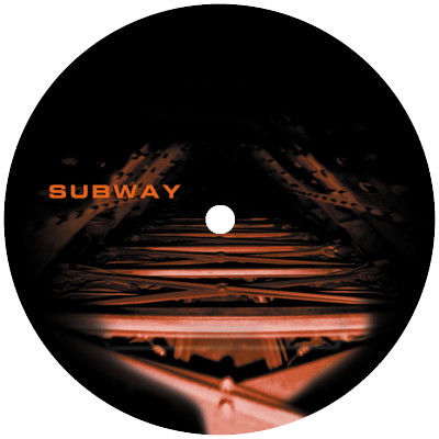 ka022 | 12″ <br>RICHARD BARTZ <br>Subway