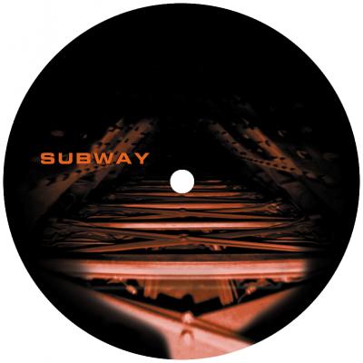 ka022 | 12″ RICHARD BARTZ Subway