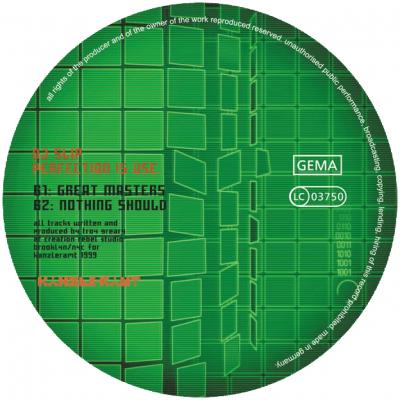 ka035 | 12″ DJ SLIP Perfection In Use