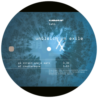 ka040 | 2×12″ <br>DOUBLE X <br>unGleich In Exile