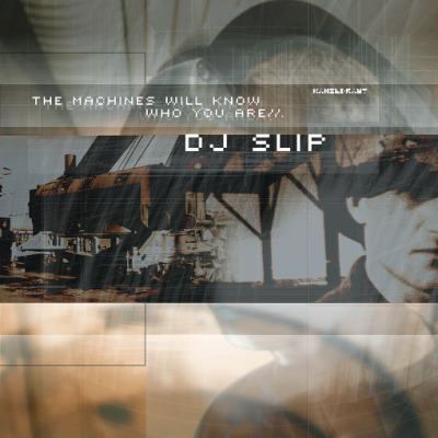 ka043 | 2xLP DJ SLIP The Machines Will Know Who You Are