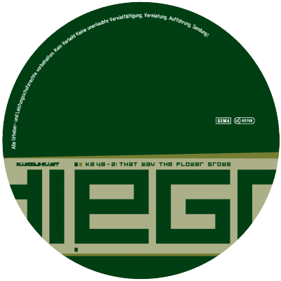 ka048_2 | 12″ <br>DIEGO HOSTETTLER <br>That Way The Flower Grows