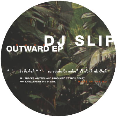 ka058 | 12″ <br>DJ SLIP <br>Outward EP