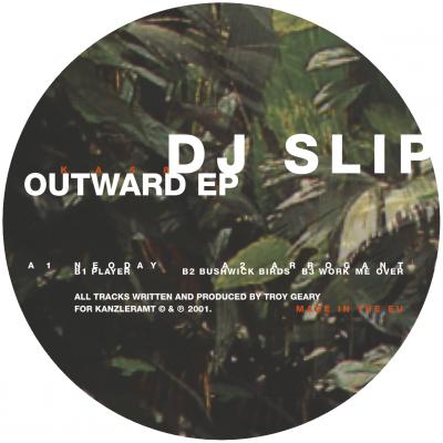 ka058 | 12″ DJ SLIP Outward EP