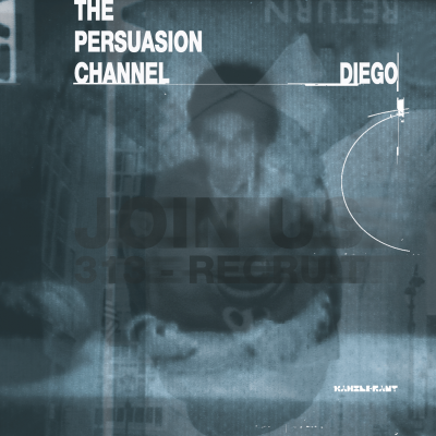 ka061 | 2xLP <br>DIEGO HOSTETTLER <br>The Persuasion Channel