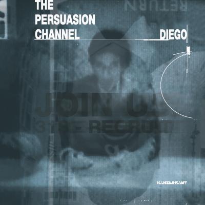 ka061 | 2xLP DIEGO HOSTETTLER The Persuasion Channel