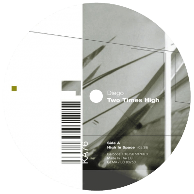 ka076 | 12″ <br>DIEGO HOSTETTLER <br>Two Times High