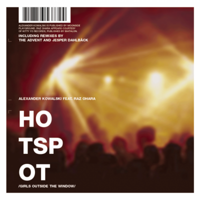 ka077 | CD <br>ALEXANDER KOWALSKI WITH RAZ OHARA <br>Hot Spot | Delicious <br>THE ADVENT | JESPER DAHLBÄCK | →