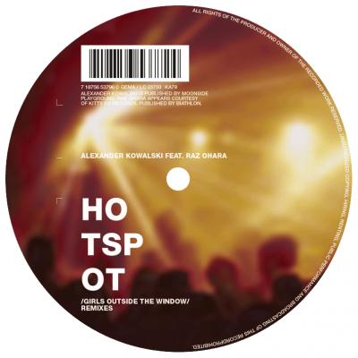 ka079 | 12″ ALEXANDER KOWALSKI WITH RAZ OHARA  Hot Spot Remixes THE ADVENT | JESPER DAHLBÄCK
