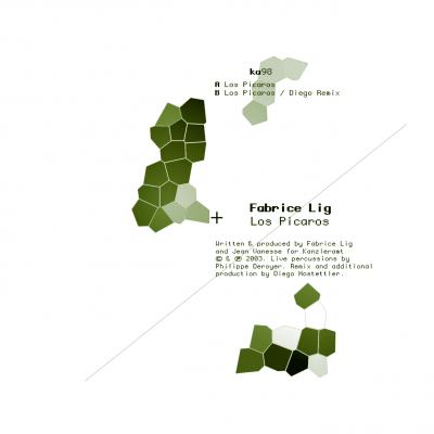 ka098 | 12″ FABRICE LIG Los Picaros
