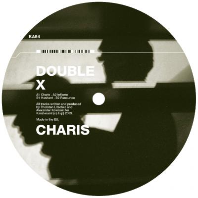 ka084 | 12″ DOUBLE X Charis