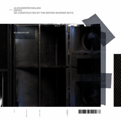 ka102 | 12″ ALEXANDER KOWALSKI You Think You Know ? | Emtec – Remixes FUNK D'VOID | BRITISH MURDER BOYS