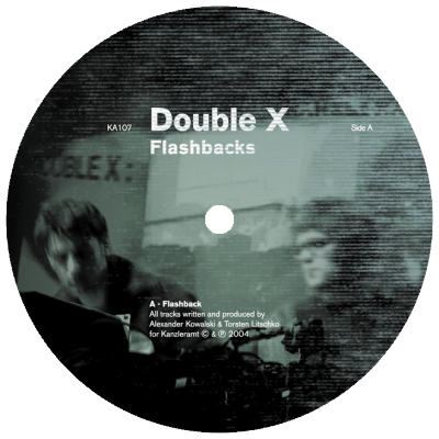 ka107 | 12″ <br>DOUBLE X <br>Flashbacks