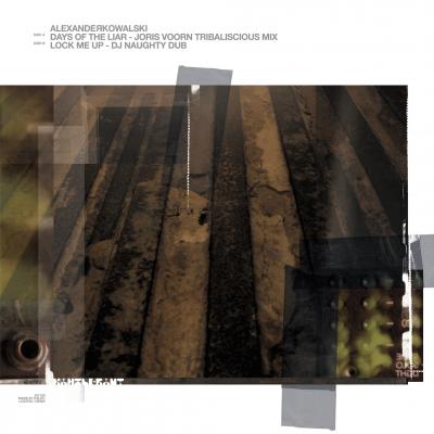 ka108 | 12″ ALEXANDER KOWALSKI Responded – A Collection Of Remixes JORIS VOORN | DJ NAUGHTY