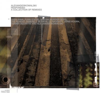 ka108 | CD ALEXANDER KOWALSKI Responded – A Collection Of Remixes JORIS VOORN | THE ADVENT | JOSH WINK | →