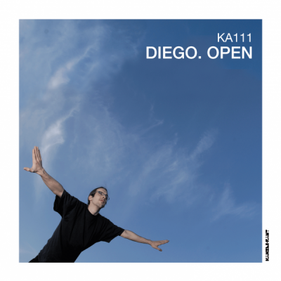 ka111 | CD <br>DIEGO HOSTETTLER <br>Open