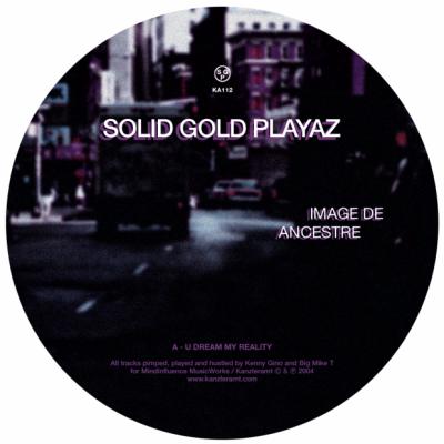 ka112 | 12″ SOLID GOLD PLAYAZ Image de Ancestre