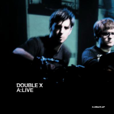 ka113 | CD DOUBLE X A:LIVE