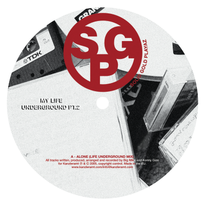 ka125 | 12″ <br>SOLID GOLD PLAYAZ <br>My Life Underground Part 02