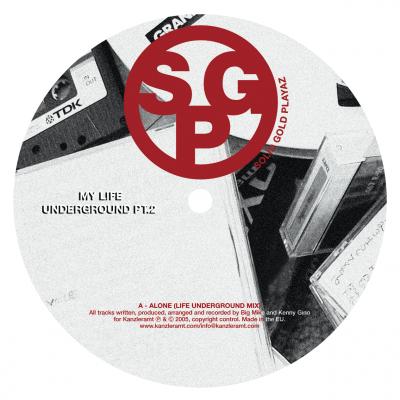 ka125 | 12″ SOLID GOLD PLAYAZ My Life Underground Part 02