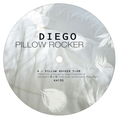 ka130 | 12″ <br>DIEGO HOSTETTLER <br>Pillow Rocker