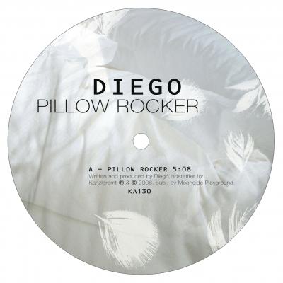 ka130 | 12″ DIEGO HOSTETTLER Pillow Rocker
