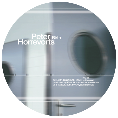 ka131 | 12″ <br>PETER HORREVORTS <br>Birth
