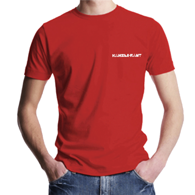 katsMrd | T-Shirt<br>Kanzleramt <br>MEN RED