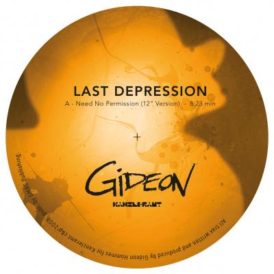 ka143 | 12″ GIDEON Last Depression