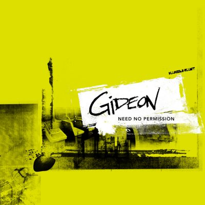 ka146 | CD <br>GIDEON <br>Need No Permission | CD