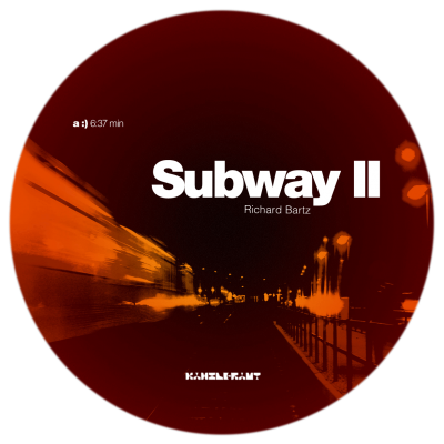 ka147 | 12″ <br>RICHARD BARTZ <br>Subway II