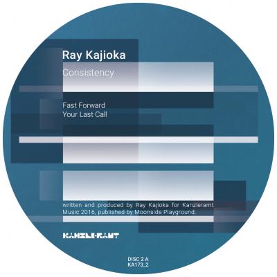ka173_2 | 12″ <br>RAY KAJIOKA <br>Consistency | Disc 2