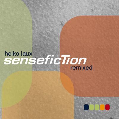 ka044 | CD HEIKO LAUX Sense Fiction Remixed RICARDO VILLALOBOS | SURGEON | →