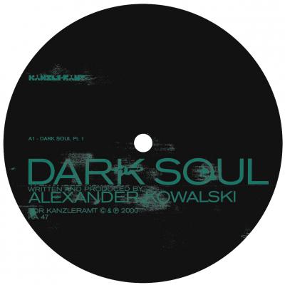 ka047 | 12″ ALEXANDER KOWALSKI Dark Soul