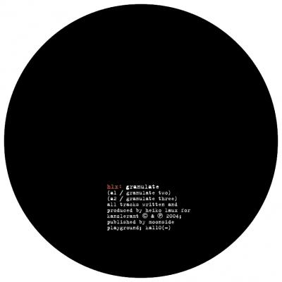 ka110 | 12&#8243; <br>HEIKO LAUX <br>Granulate