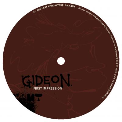 ka141 | 12″ GIDEON First Impression