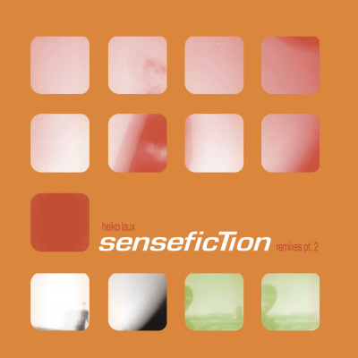 ka044_2 | 12″ HEIKO LAUX Sense Fiction Remixed Part 2 RICARDO VILLALOBOS | →