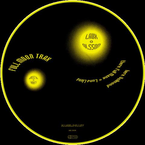 ka009 | 12″ <br>LAUX & OLSSON <br>Full Moon Trax <br>